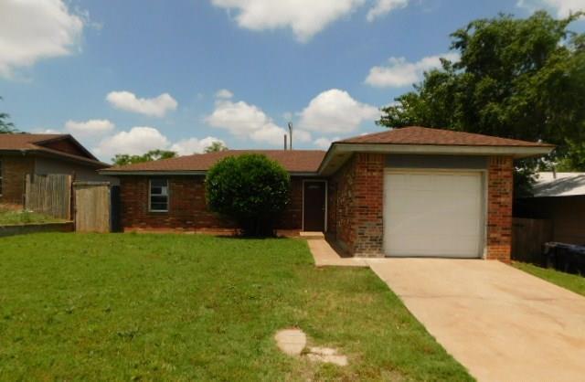 1617 SE 52nd Street, Oklahoma City, OK 73129 (MLS #821300) :: Homestead & Co
