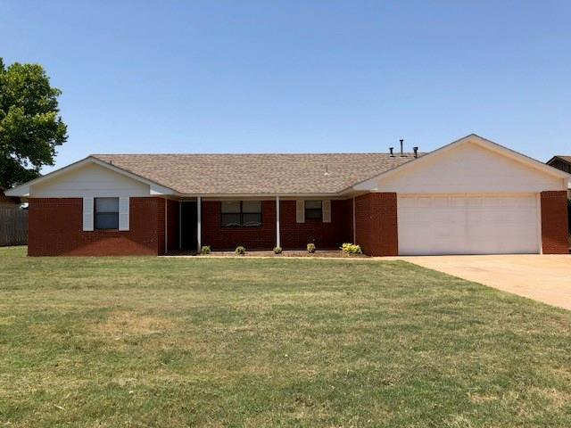 210 Shale, Clinton, OK 73601 (MLS #822234) :: Meraki Real Estate