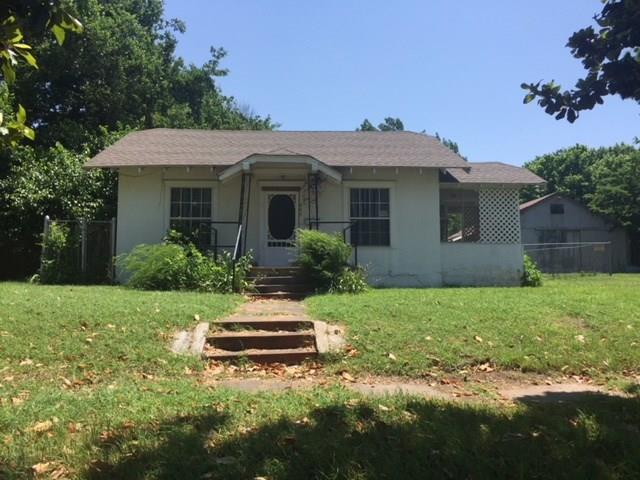 603 S Dean A Mcgee Avenue, Wynnewood, OK 73098 (MLS #822419) :: Wyatt Poindexter Group