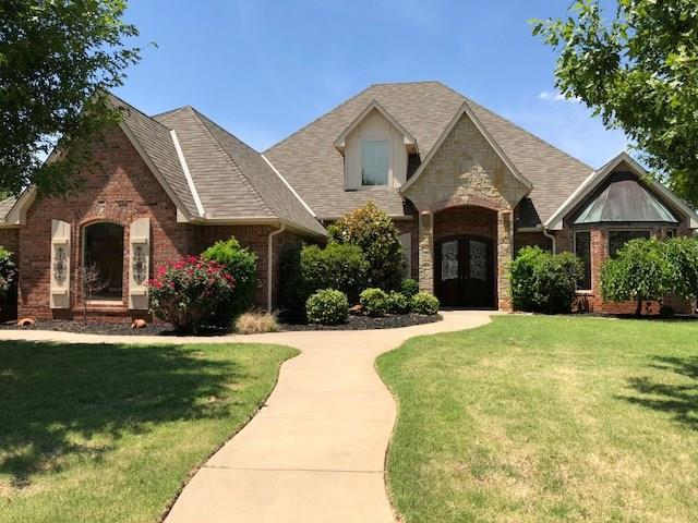 210 Red Fork, Clinton, OK 73601 (MLS #822491) :: Meraki Real Estate