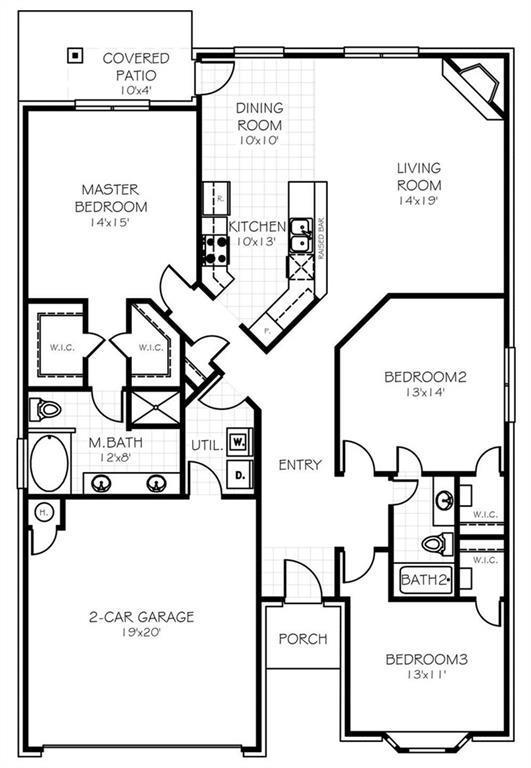 2528 NW 193rd Street, Edmond, OK 73012 (MLS #823551) :: Wyatt Poindexter Group