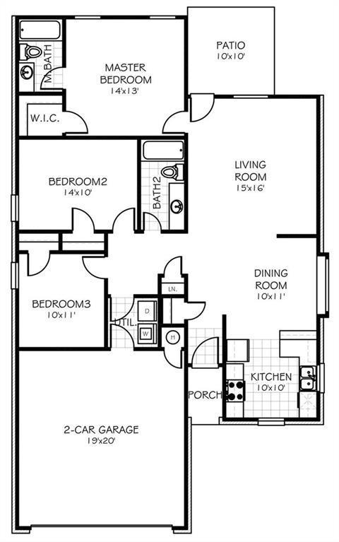 2516 NW 197th Terrace, Edmond, OK 73012 (MLS #823553) :: Wyatt Poindexter Group