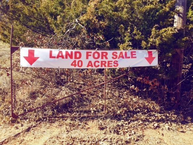 Harrah Newalla Road 40 Acres, Luther, OK 73054 (MLS #823636) :: KING Real Estate Group