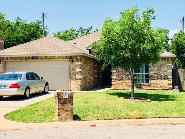 1103 NW 112th Street, Oklahoma City, OK 73114 (MLS #823887) :: Wyatt Poindexter Group