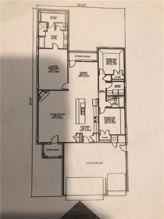 11933 SW 17 Street, Oklahoma City, OK 73099 (MLS #824033) :: Wyatt Poindexter Group