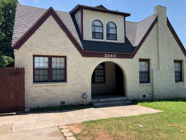 2840 W Park, Oklahoma City, OK 73107 (MLS #825000) :: Wyatt Poindexter Group