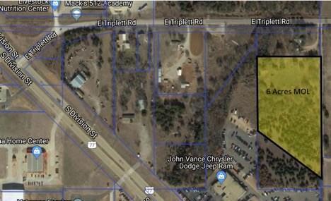 721 Roller Coaster Road A, Guthrie, OK 73044 (MLS #826110) :: Wyatt Poindexter Group