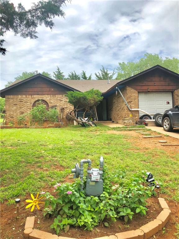 621 W Polk, Purcell, OK 73080 (MLS #826748) :: Meraki Real Estate
