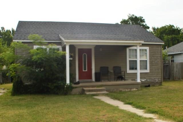 1306 Roosevelt, Seminole, OK 74868 (MLS #826933) :: Homestead & Co