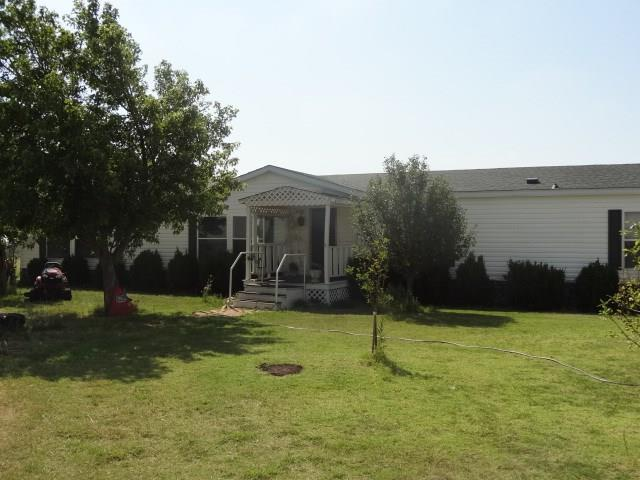 12102 N 2230, Cordell, OK 73632 (MLS #827813) :: Wyatt Poindexter Group