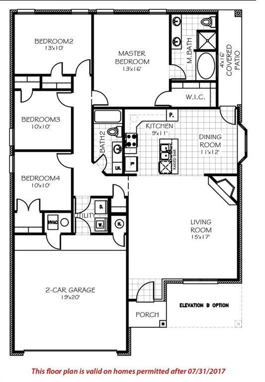 6617 NW 158th Street, Edmond, OK 73013 (MLS #828247) :: Wyatt Poindexter Group
