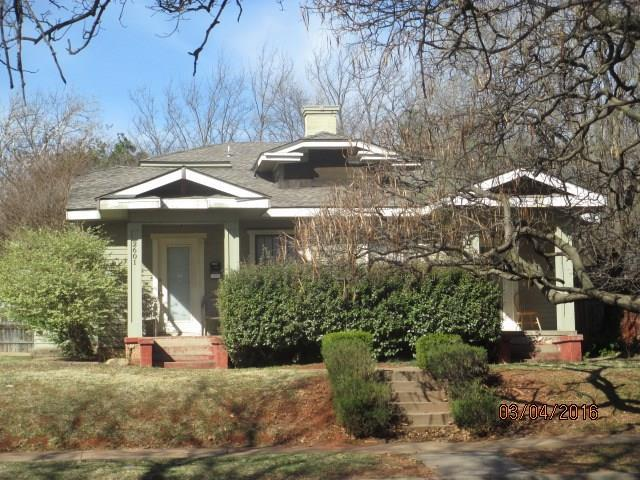 2601 N Robinson Avenue, Oklahoma City, OK 73103 (MLS #828452) :: Meraki Real Estate