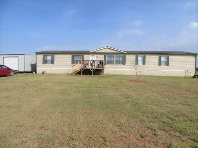1188 County Road 1389, Chickasha, OK 73018 (MLS #828708) :: Wyatt Poindexter Group