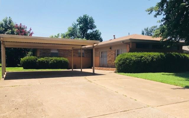 112 NE 11th, Moore, OK 73160 (MLS #829129) :: Meraki Real Estate