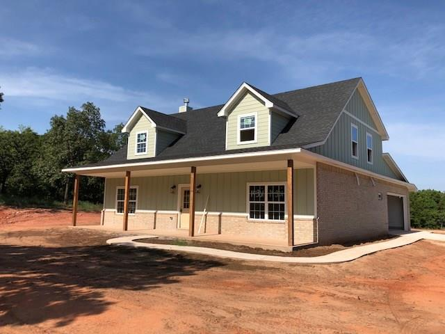 14901 Remington Drive, Newalla, OK 74857 (MLS #829263) :: Homestead & Co