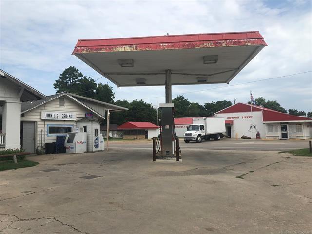 325 N 5th Street, Okemah, OK 74859 (MLS #829273) :: Barry Hurley Real Estate