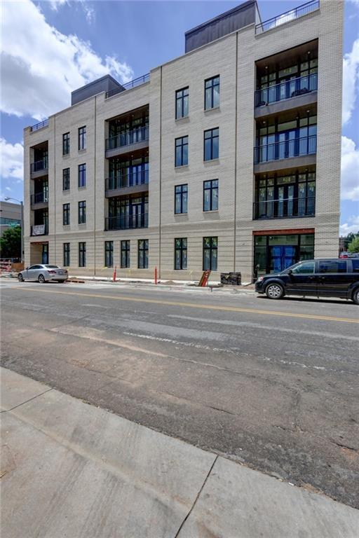 701 N Hudson Avenue Ground Floor, Oklahoma City, OK 73102 (MLS #831158) :: KING Real Estate Group