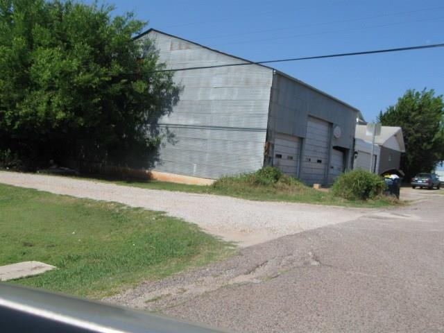 1531 N Kickapoo, Shawnee, OK 74804 (MLS #831184) :: Barry Hurley Real Estate