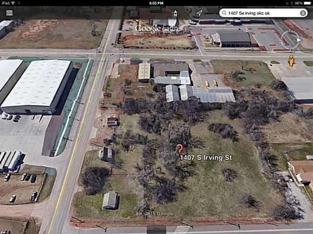 1407 S Irving Street, Oklahoma City, OK 73129 (MLS #831475) :: Homestead & Co
