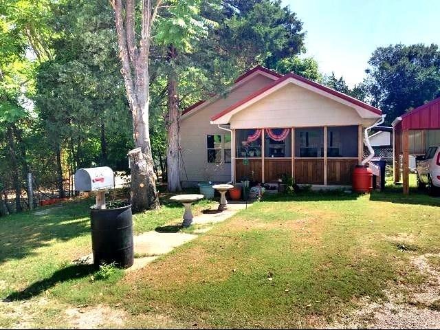 614 N 2nd, Seminole, OK 74868 (MLS #832031) :: Meraki Real Estate