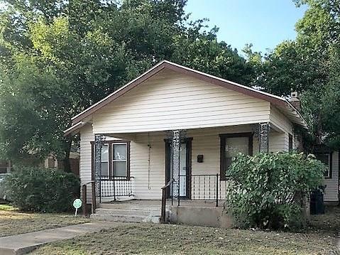 1223 NE Ne 18th Street, Oklahoma City, OK 73111 (MLS #832252) :: Erhardt Group at Keller Williams Mulinix OKC