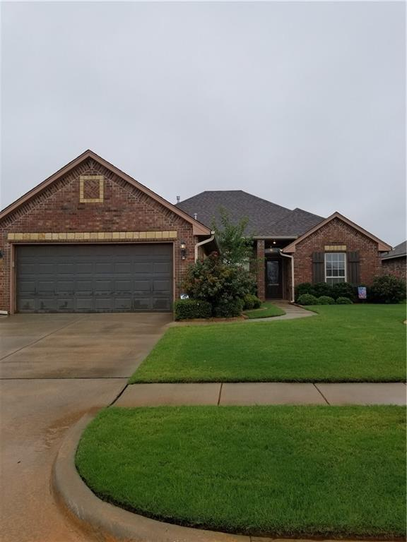 4201 SE 40th, Norman, OK 73071 (MLS #832420) :: Barry Hurley Real Estate