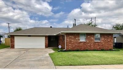 2121 SW 82nd, Oklahoma City, OK 73159 (MLS #833233) :: Wyatt Poindexter Group