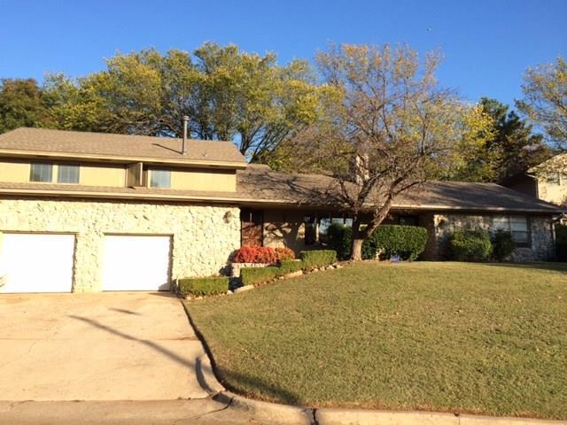 4102 Mason Drive, Oklahoma City, OK 73112 (MLS #833361) :: KING Real Estate Group