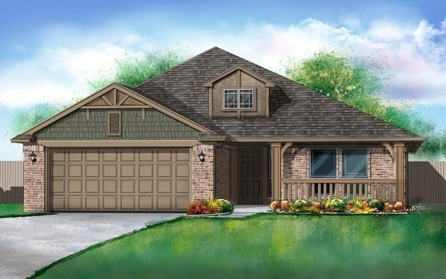 15504 Boulder Drive, Edmond, OK 73013 (MLS #833549) :: Wyatt Poindexter Group