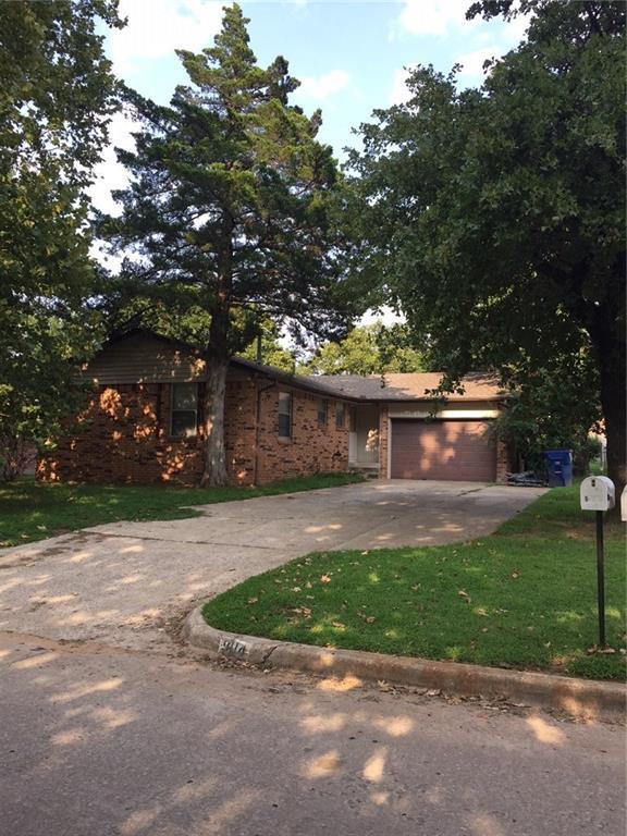 904 Sandy Lane, Choctaw, OK 73020 (MLS #833670) :: Wyatt Poindexter Group