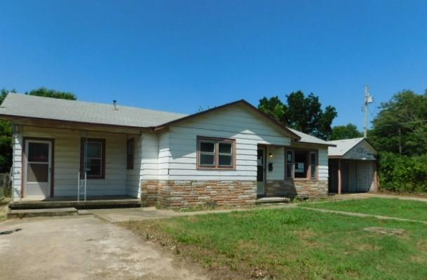 401 S Maple Street, Davis, OK 73030 (MLS #834453) :: Meraki Real Estate