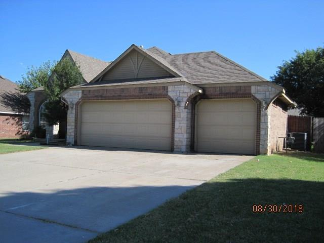2432 SW 95th Street, Oklahoma City, OK 73159 (MLS #835472) :: Wyatt Poindexter Group