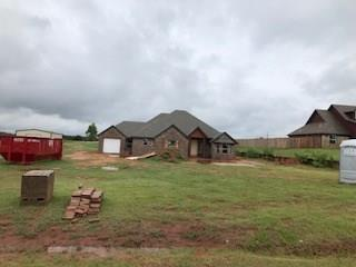 2383 County Road 1260, Blanchard, OK 73010 (MLS #835537) :: UB Home Team