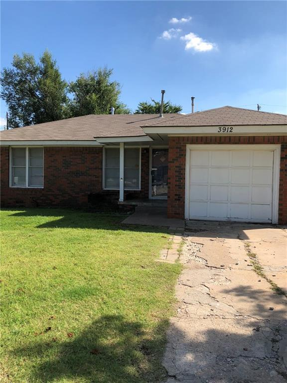 3912 31st, Oklahoma City, OK 73112 (MLS #835800) :: Erhardt Group at Keller Williams Mulinix OKC
