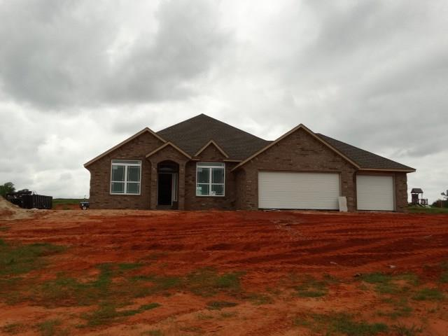 1372 County  2976 Street, Blanchard, OK 73010 (MLS #836264) :: Homestead & Co