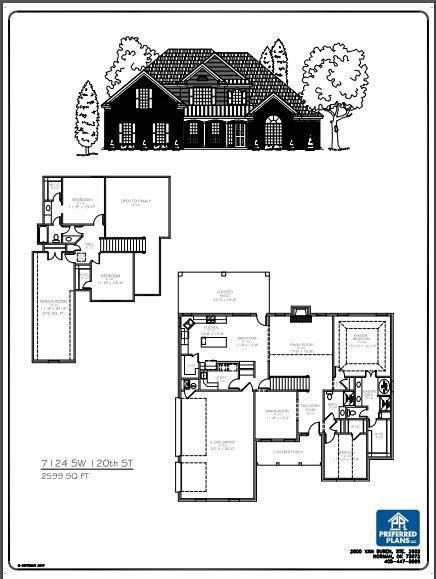 7124 SW 120 Street, Oklahoma City, OK 73173 (MLS #836742) :: Wyatt Poindexter Group