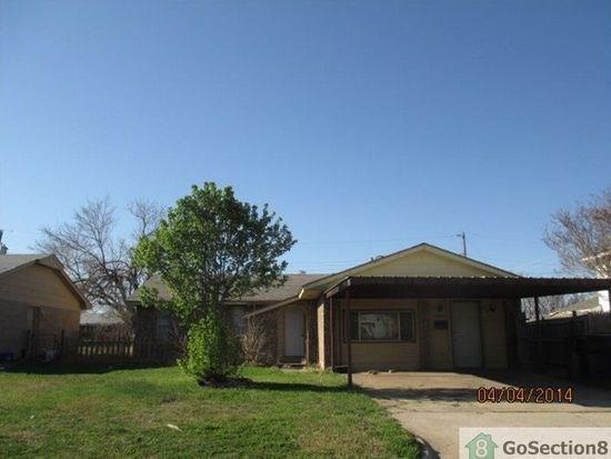 2844 SW 82nd Street, Oklahoma City, OK 73159 (MLS #836878) :: Wyatt Poindexter Group
