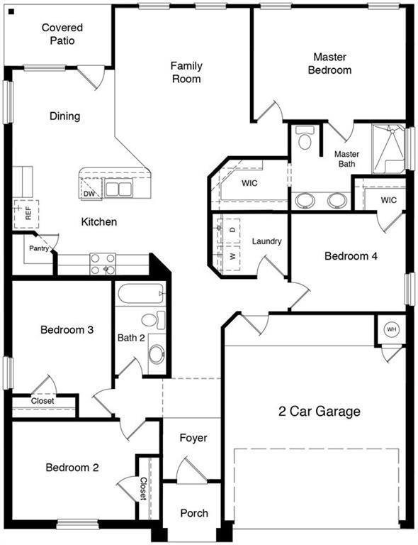 11317 NW 95th Terrace, Yukon, OK 73099 (MLS #836961) :: Wyatt Poindexter Group