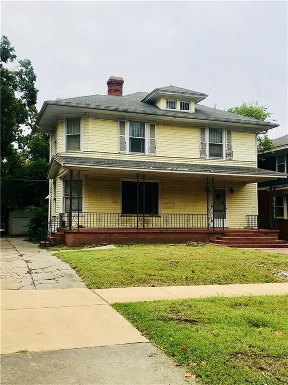 1012 NW 17th Street, Oklahoma City, OK 73106 (MLS #837213) :: KING Real Estate Group