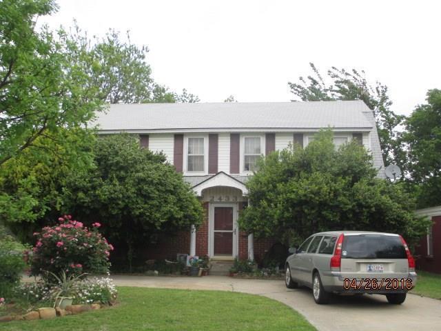 2433 Nw 18th, Oklahoma City, OK 73107 (MLS #837383) :: KING Real Estate Group