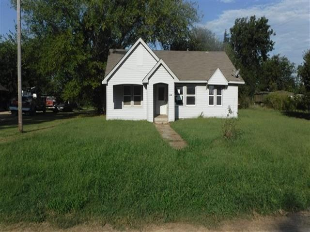 518 S Oxford Street, Maud, OK 74854 (MLS #837484) :: Meraki Real Estate