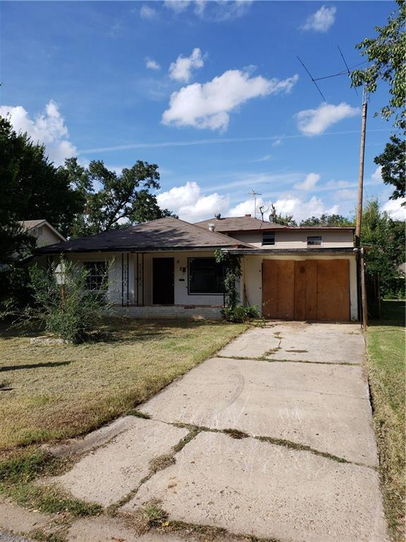 1417 SW 33rd, Oklahoma City, OK 73119 (MLS #837749) :: Homestead & Co