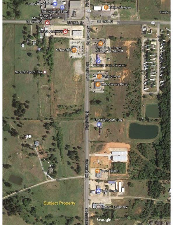 3401 S Harrah Rd, Harrah, OK 73045 (MLS #839173) :: Erhardt Group at Keller Williams Mulinix OKC