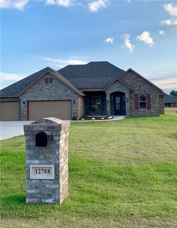 12708 SW 53rd Street, Oklahoma City, OK 73064 (MLS #839373) :: KING Real Estate Group