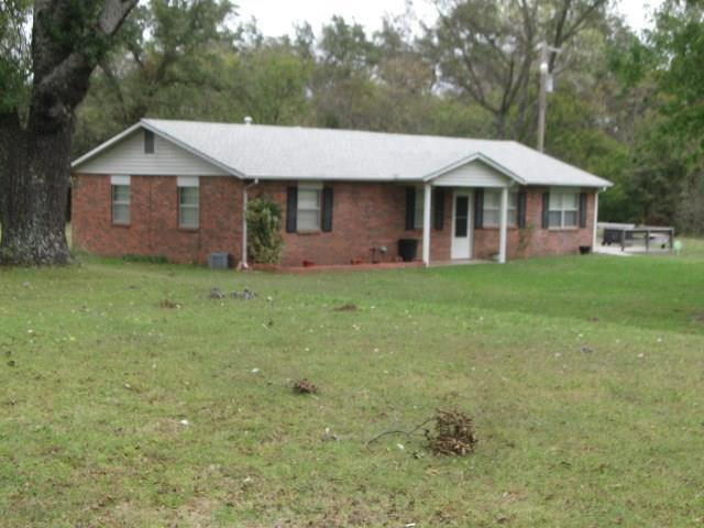 35843 E 1160 RD, Seminole, OK 74868 (MLS #839840) :: Wyatt Poindexter Group
