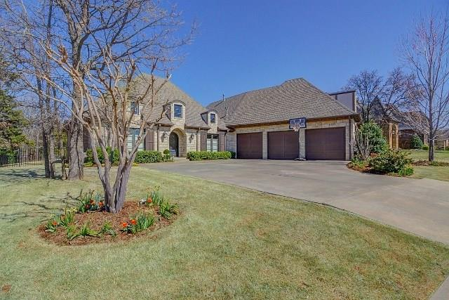 2301 Bull Run, Edmond, OK 73034 (MLS #839860) :: Homestead & Co