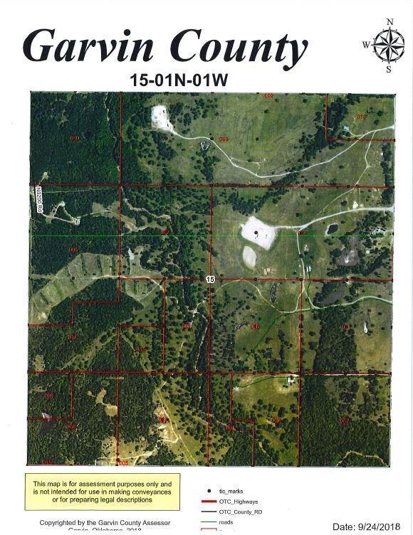 30322 N N County Road 3210, Wynnewood, OK 73098 (MLS #840348) :: Erhardt Group at Keller Williams Mulinix OKC