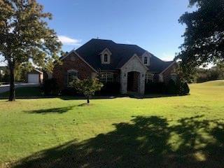 640 Daniel Lee Drive, Choctaw, OK 73020 (MLS #840409) :: Barry Hurley Real Estate