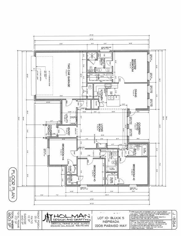 2208 Paraiso Way, Edmond, OK 73034 (MLS #841331) :: Erhardt Group at Keller Williams Mulinix OKC