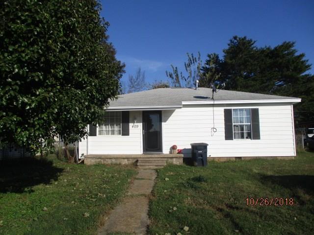 409 S Culver, Meeker, OK 74855 (MLS #841619) :: Homestead & Co